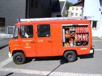 Löschfahrzeug mit Bergeausrüstung (LFB)