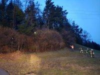 04.02.2020 - Baum in 25kV-Leitung