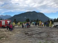 Aktionstag Feuerwehr für Kindergarten & Volksschule Karrösten