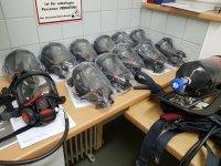 Neue Atemschutzgeräte