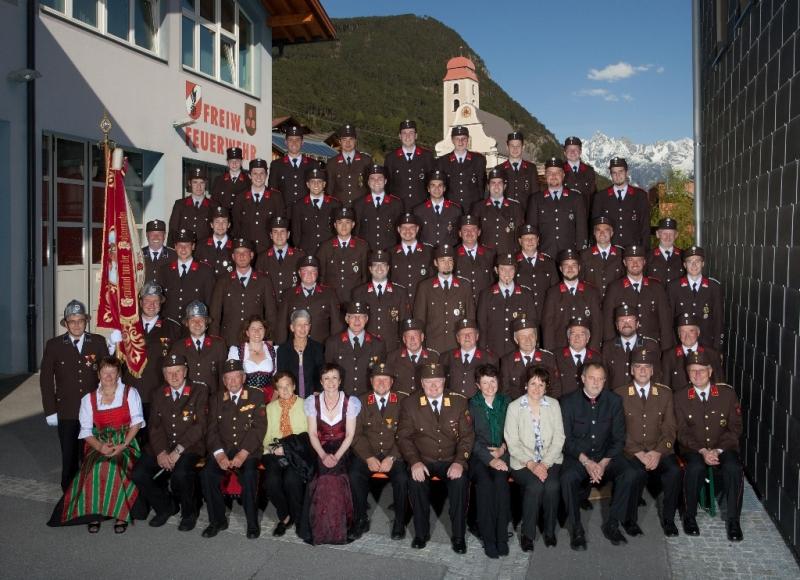 Mannschaftsfoto 2012