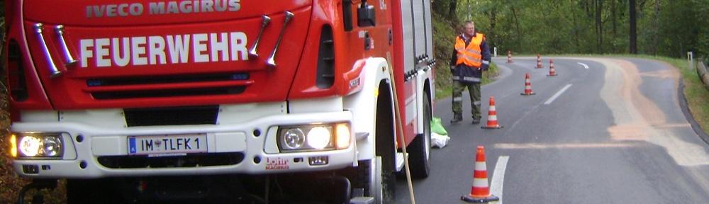 11.10.2011 – 3km lange Dieselspur