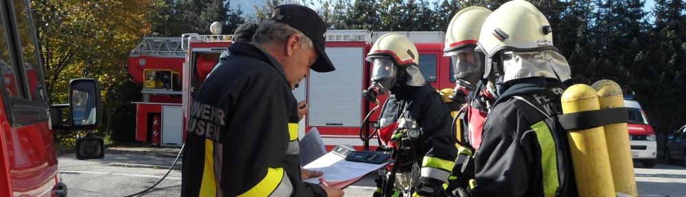 22.10.2011 – Atemschutzleistungsprüfung