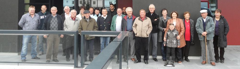26.10.2011 – Reservisten- & Patinnentreffen