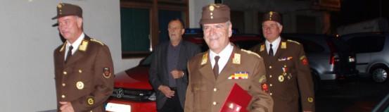 Verdienstkreuz OBR Raffl Klaus