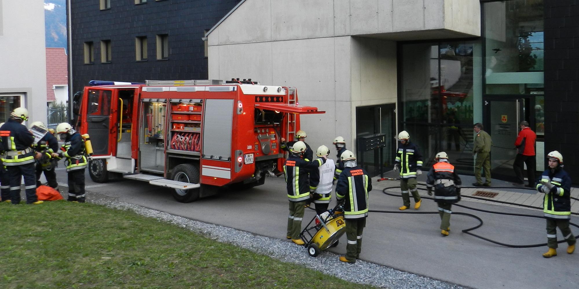 Freiwillige Feuerwehr Karrösten