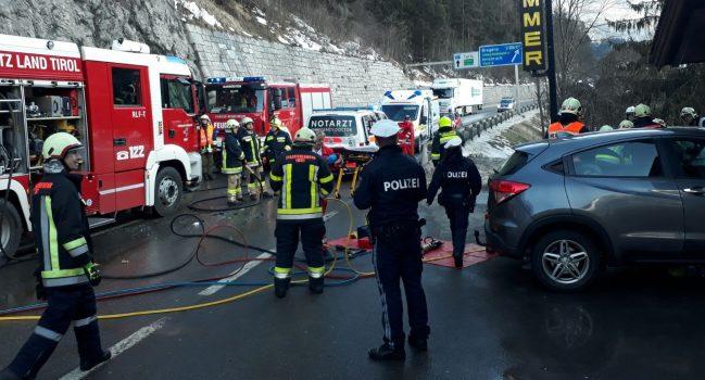 27.01.2018 Verkehrsunfall  B171