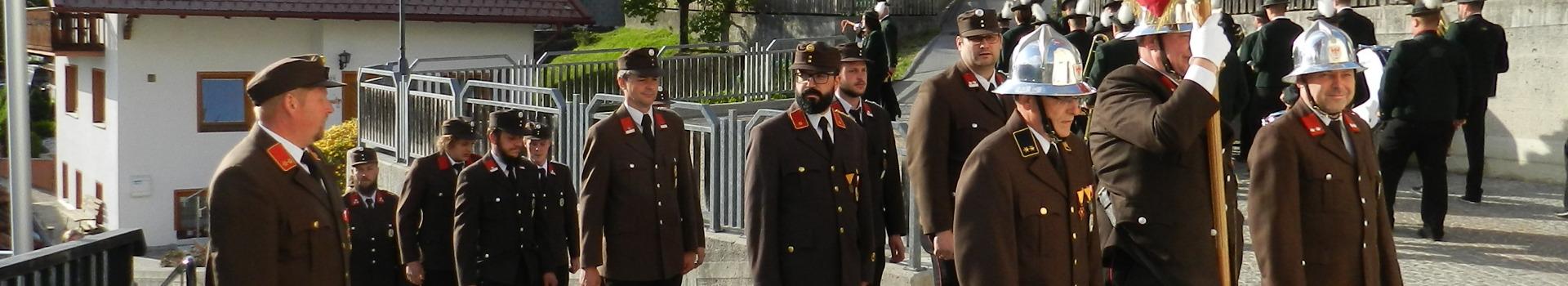 Florianifeier und Kameradschaftsabend 2018