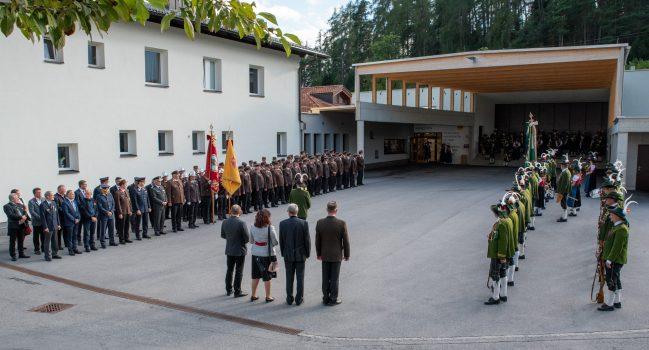 19. Landes-Feuerwehrtag in Karrösten