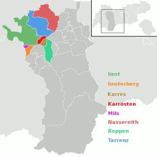 Abschnitt Imst-Gurgltal